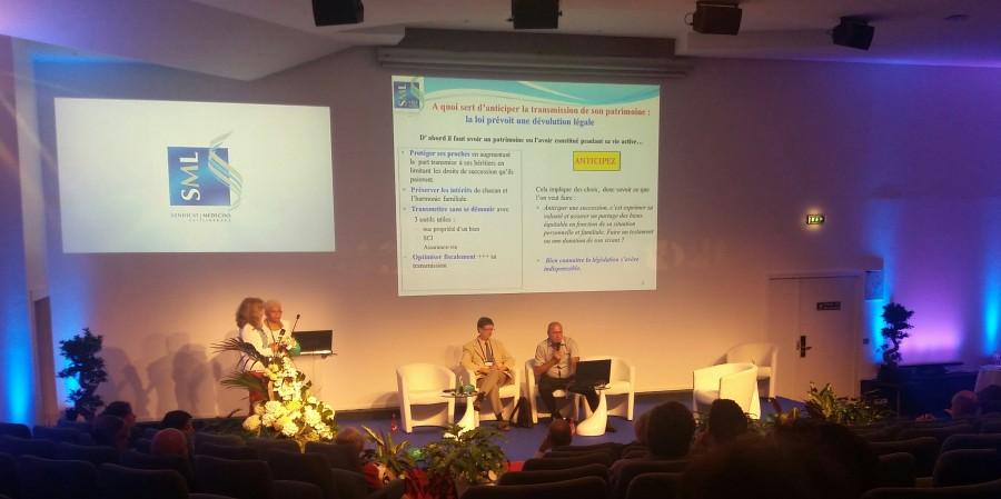 Présentation PRP congrès Marseille 2016