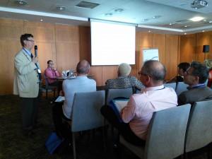 Présentation du Pôle Retraite Prévoyance aux congressistes du SML 9-2015