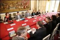 Manuel Valls entretien grande conférence de santé